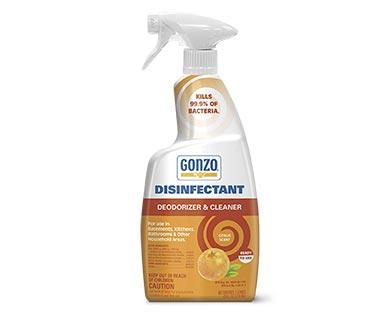 Gonzo Disinfectant Trigger Citrus View 1