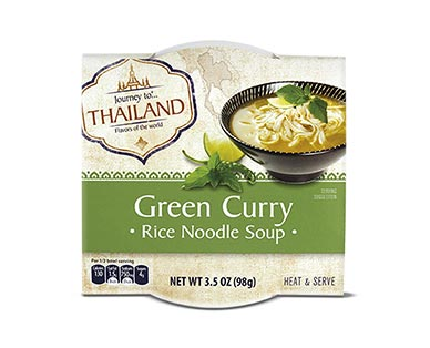Journey To...Curry Rice Noodle Soup Bowls Assorted varieties View 1