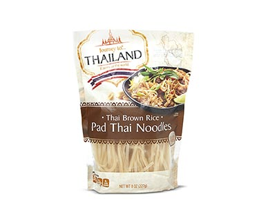 Journey To... Thailand Pad Thai or Thin Rice Noodles View 1