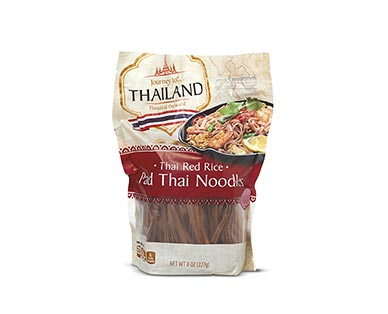 Journey To... Thailand Pad Thai or Thin Rice Noodles View 2