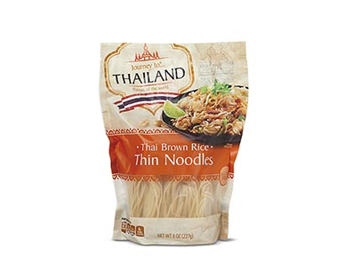 Journey To... Thailand Pad Thai or Thin Rice Noodles View 3