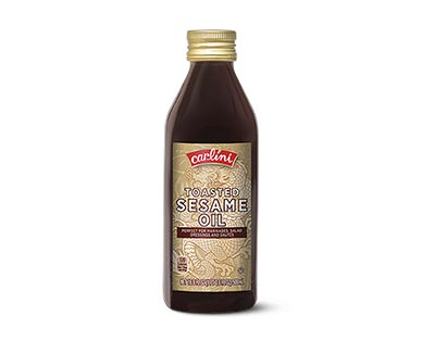 Carlini Toasted Sesame Oil View 1