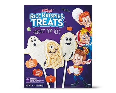 Kellogg's Rice Krispies Treats Kit Ghost or Pumpkin View 1