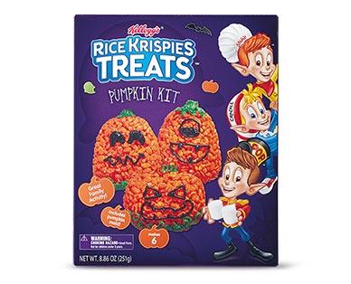 Kellogg's Rice Krispies Treats Kit Ghost or Pumpkin View 2