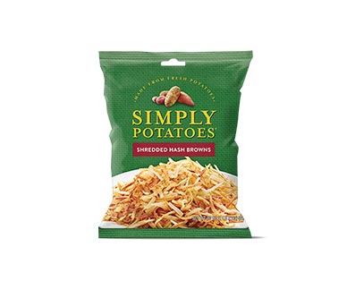 Simply Potatoes Shredded Hash Browns View 1
