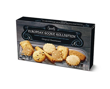 Specially Selected European Cookie Collection Original or Chocolate View 2