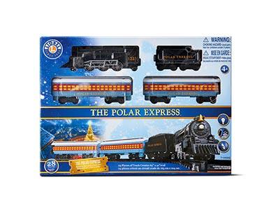 Lionel Classic Christmas Train Set View 4