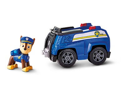 Spin Master Paw Patrol Character & Car View 1