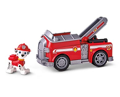 Spin Master Paw Patrol Character & Car View 2