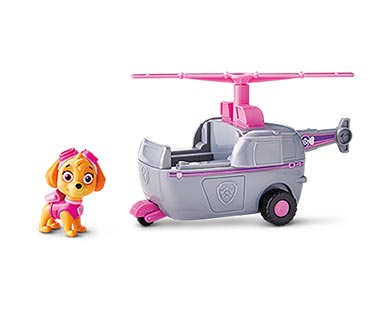 Spin Master Paw Patrol Character & Car View 3