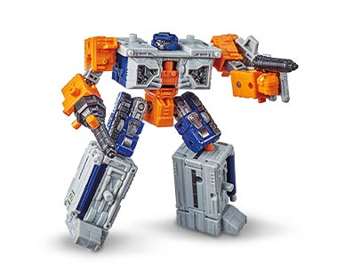 Transformers Generations Deluxe View 1