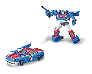 Transformers Generations Deluxe View 4