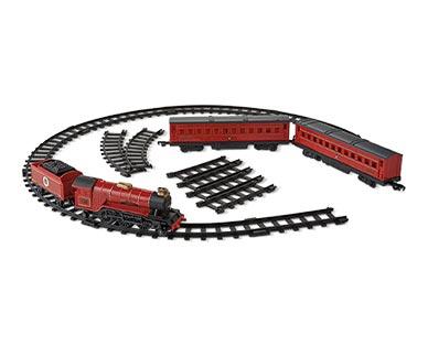 Lionel Classic Christmas Train Set View 1