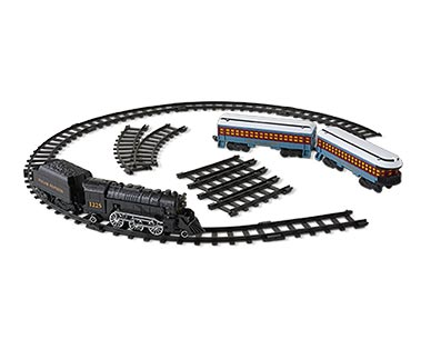Lionel Classic Christmas Train Set View 2