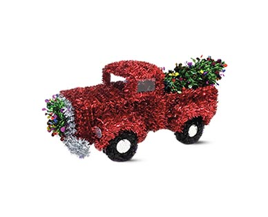 Merry Moments Holiday Tinsel Figurine View 4