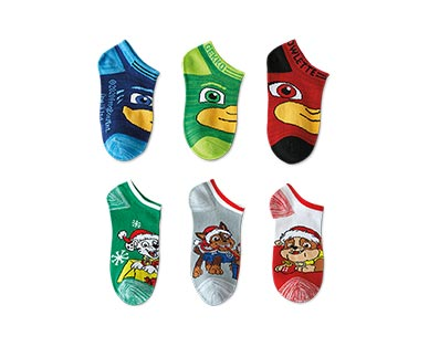 Toddler or Children's 3-Pack Socks View 3