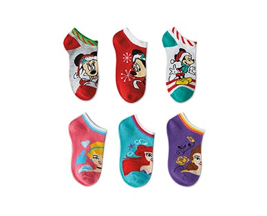 Toddler or Children's 3-Pack Socks View 4