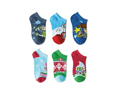 Toddler or Children's 3-Pack Socks View 5