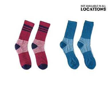 Adventuridge Men's or Ladies' Merino Wool Socks View 3