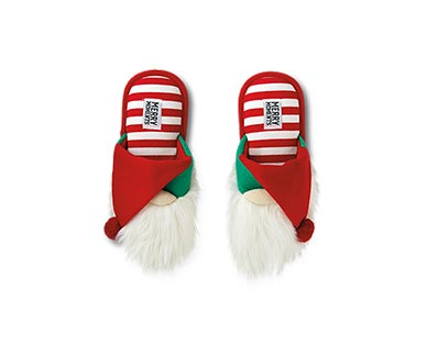 Merry Moments Novelty Holiday Slippers View 2