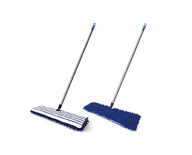 Easy Home Jumbo Microfiber Flip Mop or Jumbo Angled Broom View 2