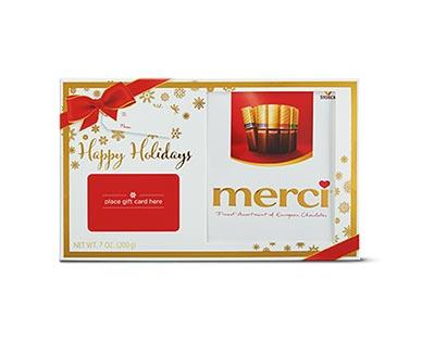 Merci Gift Card Holder View 1