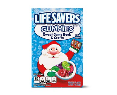 Life Savers Gummies Game Book or Hard Candy Storybook View 1