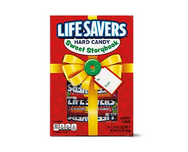 Life Savers Gummies Game Book or Hard Candy Storybook View 4
