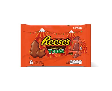 Reese's Peanut Butter Trees 6-Pack View 1