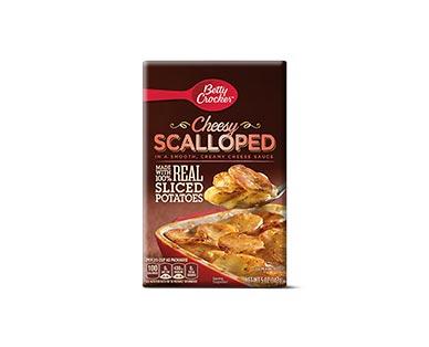Betty Crocker Cheesy Scalloped Potatoes View 1