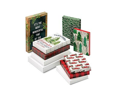 Merry Moments 10-Pack Holiday Gift Boxes View 3