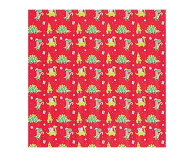 Merry Moments Heavyweight Gift Wrap View 1