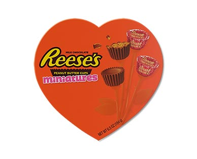 Reese's Heart Box View 1