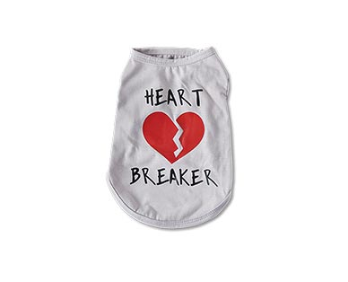 Heart to Tail Valentine's Day Pet Apparel View 1