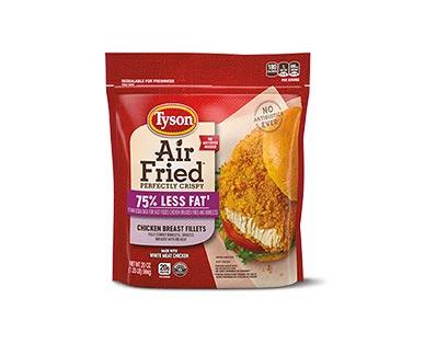 Tyson Air Fried Chicken Fillets View 1