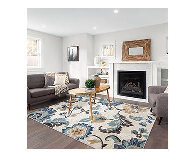 "Huntington Home 6'6"" x 9' Carved Area Rug View 1"