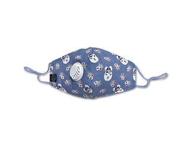 Kids Fashion Mask with Valve View 1