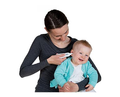 Welby Ear/Forehead or Noncontact Thermometer View 3