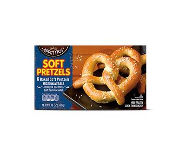 Appetitos Soft Pretzels View 1