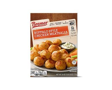 Bremer Buffalo Style Chicken Meatballs