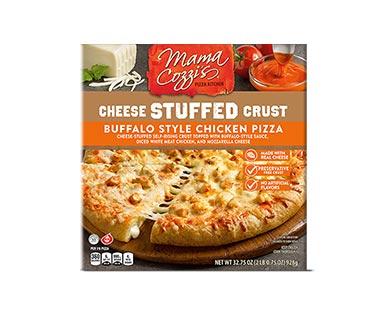 Mama Cozzi's Pizza Kitchen Stuffed Crust Buffalo Style Chicken Pizza View 1