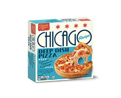 Mama Cozzi's Pizza Kitchen Deep Dish Combo Pizza