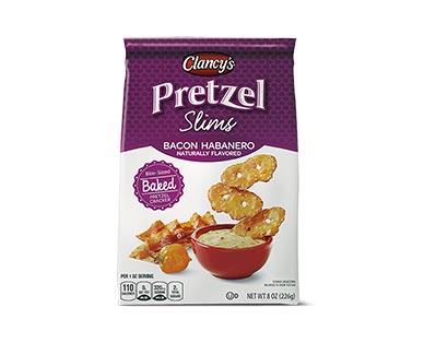 Clancy's Bacon Habanero Pretzel Slims