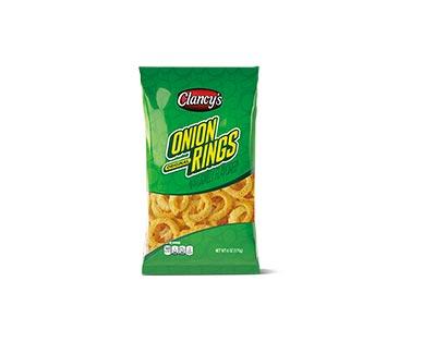 Clancy's Original Onion Snack Rings