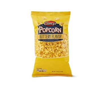 Clancy's Buttery Popcorn