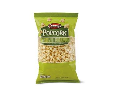 Clancy's Dill Pickle Popcorn