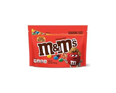 Mars M&M's Peanut Butter