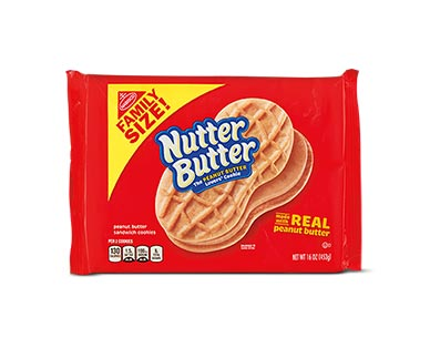 Nabisco Nutter Butter View 1