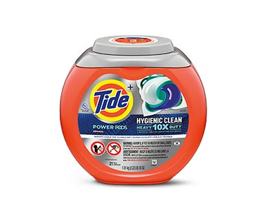 Tide Hygienic Clean Heavy Duty Power Pods View 1