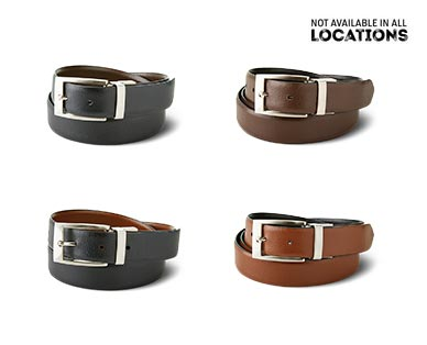 Royal Class Men's Leather Belt or Wallet View 5